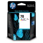 Картридж для принтера HP 78 (C6578D) Inkjet Print Cartridge Tri-Colour