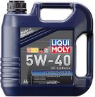 Моторное масло Liqui Moly 3926 Optimal Synth 5W-40 4л